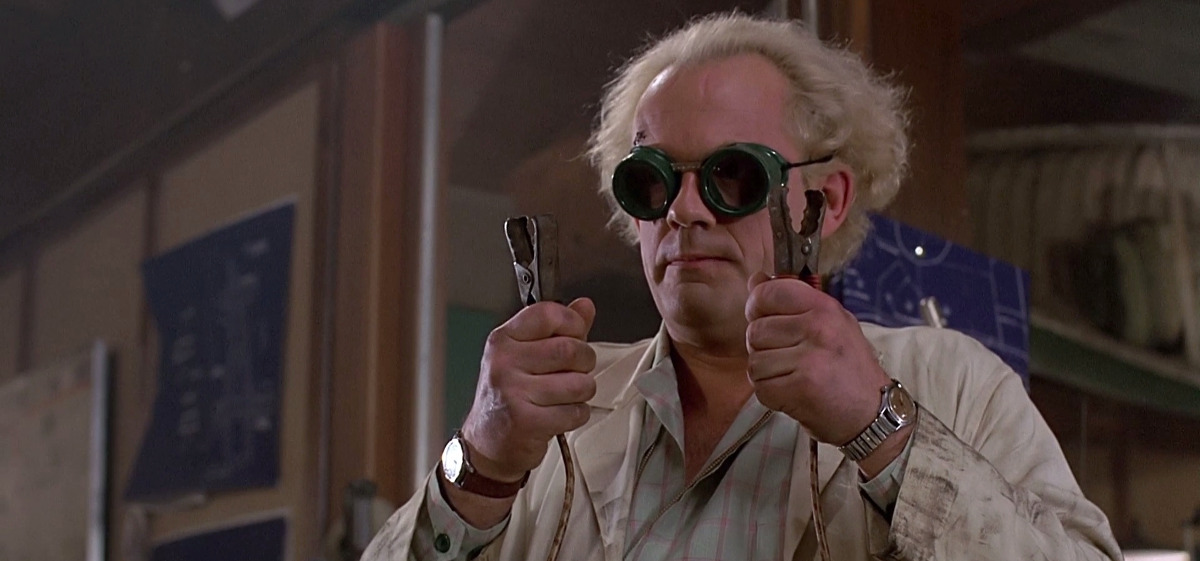 Emmett Doc Brown
